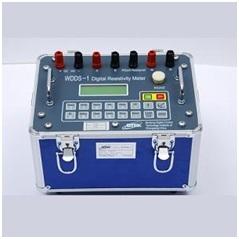 دستگاه مقاومت سنج الکتریکی WDS-1 و WDS-2